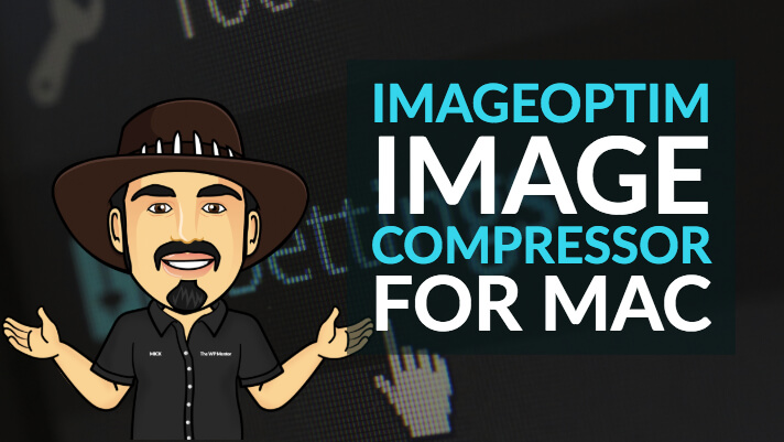 ImageOptim Image Compressor for Mac
