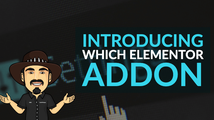 Introducing Which Elementor Addon